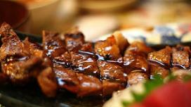 Meeste verdachte vlees Oss al van de markt