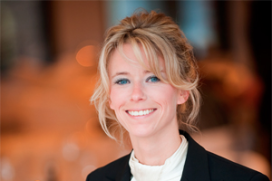Nadine Mögling van Bij Jef* SVH Meestergastvrouw