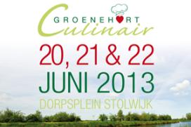 Nieuw evenement: Groene Hart Culinair