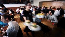 Bediening de grootste ergernis onder restaurantbezoekers
