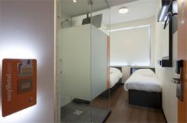 Vijf nieuwe locaties Easyhotel