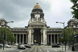 Mogelijk horeca in Brussels justitiepaleis