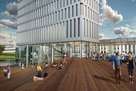 Amsterdam krijgt weer 250 nieuwe hotelkamers