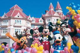 Euro Disney voelt crisis in Zuid-Europa