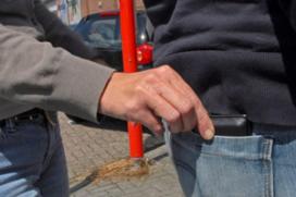 Ondernemers Breda zijn zakkenrollers op terras zat