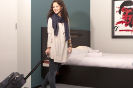 The Student Hotel Amsterdam open