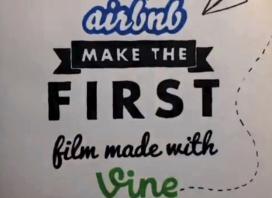 Airbnb maakt film met Vine-video's