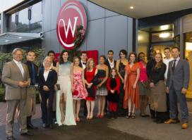 Worldhotel Bel Air was onderkomen crew en cast Smoorverliefd