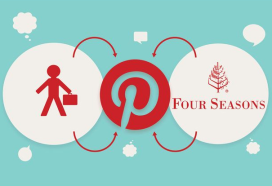 Four Seasons zet Pinterest in als reisplanner