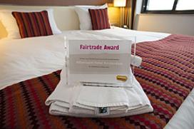 Fairtradeprijs voor Mövenpick Amsterdam