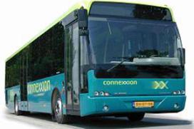 Restaurantrekening dient als buskaartje