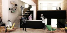 Nieuw hostel voor Rotterdam