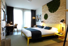 Meest duurzame hotelkamer van Nederland geopend