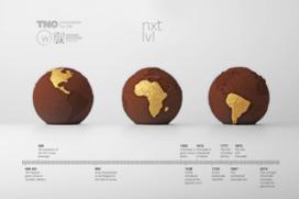 3D voedselprinten steeds verder ontwikkeld