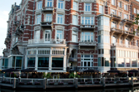 De L'Europe Amsterdam 'beste hotel van Europa