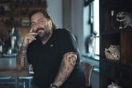 Casper Reinders jurylid Hottest Chef Competition