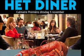 Niven Kunz verzorgt filmpremière Het Diner