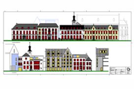 Renovatie locatie vijfsterrenhotel Breda van start