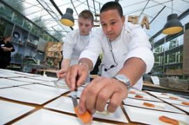 François Geurds opent binnenkort FG Food Labs