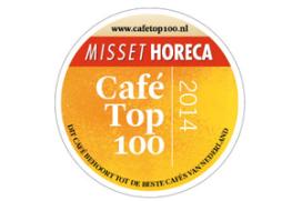 Ranglijst Café Top 100 2014: een Utrechtse winnaar