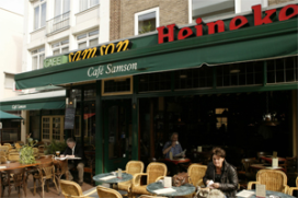 Café Top 100 nummer 6: Samson, Nijmegen