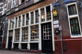 Café Top 100 nummer 9: In de Wildeman, Amsterdam
