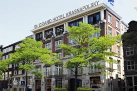 Grote transformatie' Krasnapolsky Amsterdam