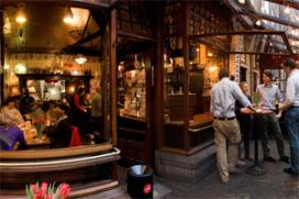 Café Top 100 nummer 29: De Bonte Koe, Leiden