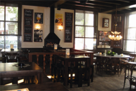 Café Top 100 nummer 57: De Zwijger, Houten