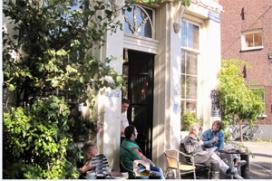 Café Top 100 nummer 93: 't Smalle, Amsterdam