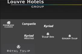 Prijzen voor Nederlandse hotels Louvre Group