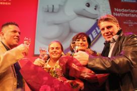 Jonnie Boer: heel leuk dat het Boerma en Veldman zijn