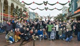 Slavante dankzij Terras Top 100 naar Disneyland Parijs