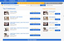 Scholier lanceert hotelhuis.nl