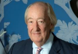 Aardewerkicoon Lord Wedgwood overleden