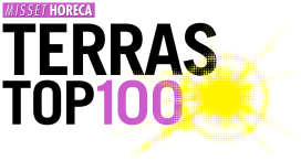 Inschrijving Terras Top 100 geopend