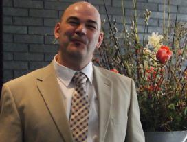 Peter Paul van den Breemen nieuwe chef-kok van De Echoput*