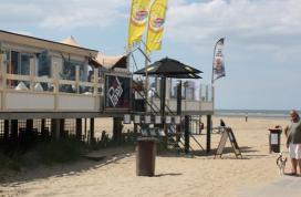 Strandhoreca groeit hardst in Noord-Holland en Zeeland