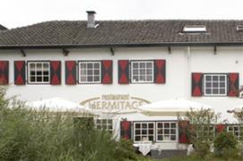 Jan Klein sluit deuren restaurant Hermitage*