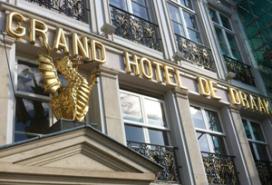 Hotel De Draak eindelijk weer open