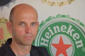 Geert Minnart directeur horeca Heineken Nederland