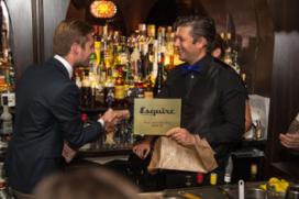 Esquire: 'Door 74 Amsterdam Beste Cocktailbar
