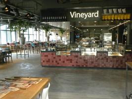 Vineyard opent (net)werklocatie langs de A2