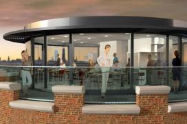 Utrecht krijgt restaurant in watertoren