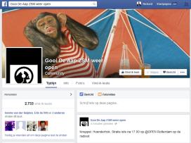 Facebook-actie om gesloten topcafé De Witte Aap