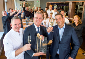 The Park Rotterdam wint Gouden Pollepel