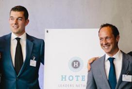 Stevige line-up Hotel Leaders Network