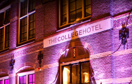 Corendon koopt The College Hotel