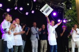 Frank van Rijsbergen is Rotterdams Kooktalent 2014