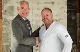 Hilton Rotterdam: 'Mario Ridder gaat onderscheidende stempel zetten
